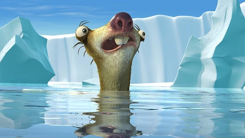 sloth ice age