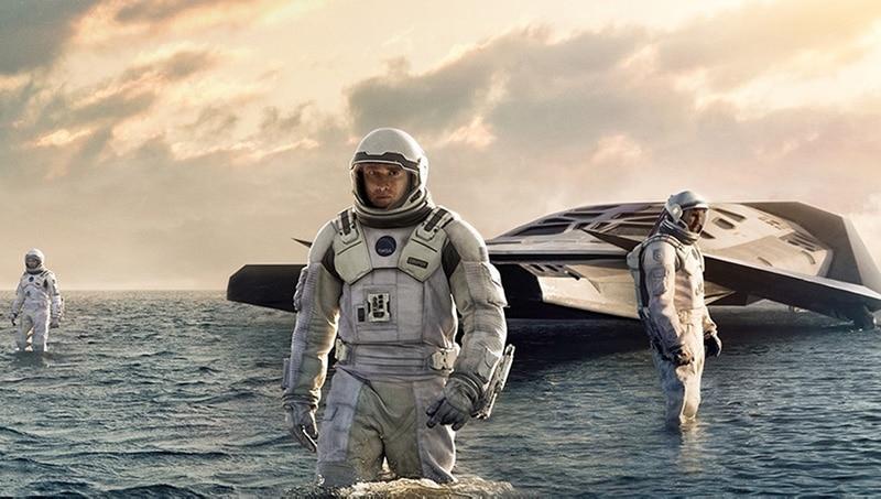 interstellar movie scene