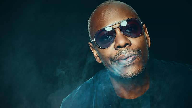 dave chappelle weed