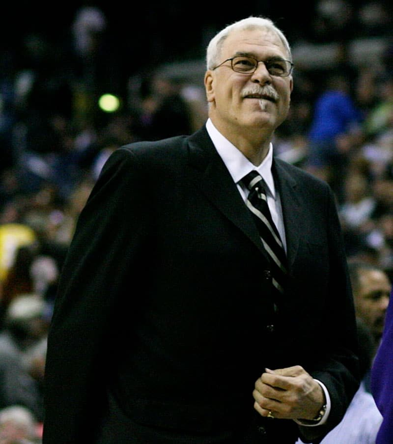 Phil Jackson coaching career