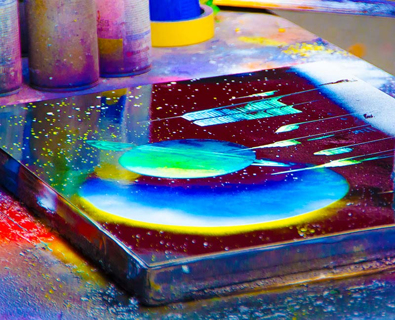 galaxy painting tutorial