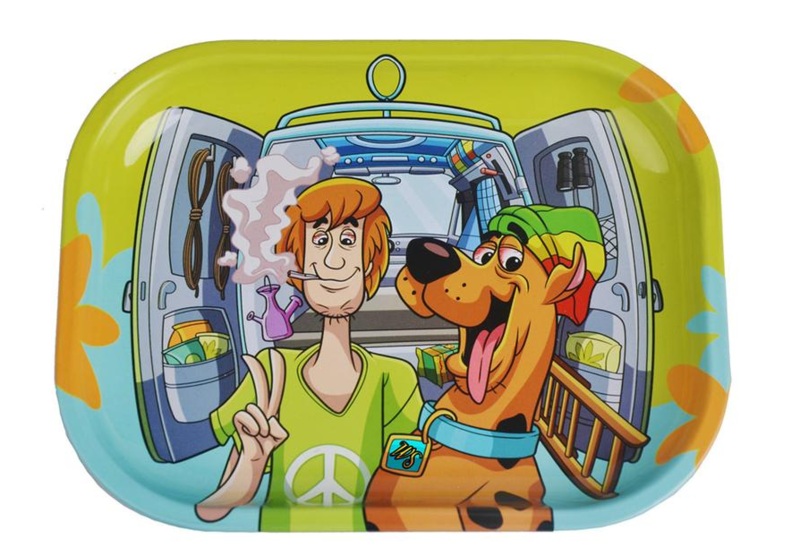 cool rolling tray