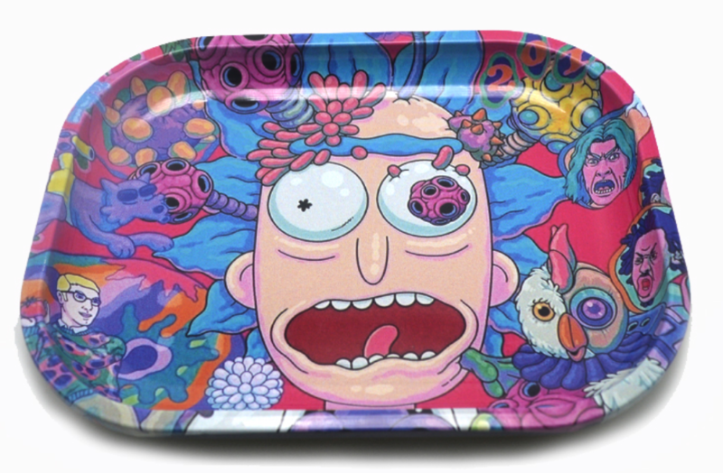 rick and morty smoking accessories