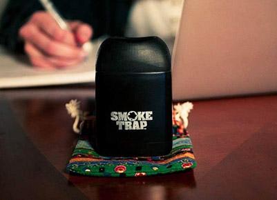 smoke trap sploof